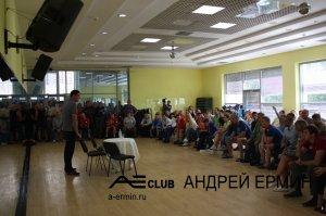 Мастер-класс с участием Александра Попова (фото)